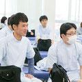 柔道整復学科 授業風景