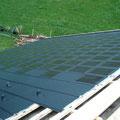 Prefadach mit Photovoltaik
