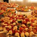 Fingerfood Platte