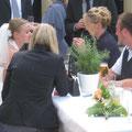 Hochzeit im Schloßgarten