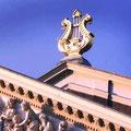 Het Concertgebouw Amsterdam rooftop