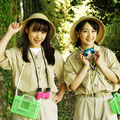 Musubu Funaki and Reina Yokoyama - Minmin Rock 'n' Roll!