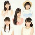 Reina Ichioka, Ruru Danbara, Ayano Kawamura, Kurumi Takase, Momohime Kiyono - Gobaku ~We Can't Go Back~