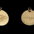 Medal of Baptism