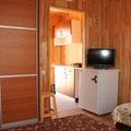 Комната 3-х местная с видом на кухню