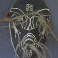 Pascoala Yaqui Dance masks, 1960's