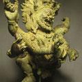 Mahakala bronze statue, 18th century