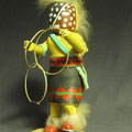 Hoop Dance kachina, Hopi -  see catalog 'Indian Summer' KMKG