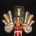 Naga Raksha mask, 1970's