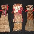 Chancay dolls, Peru 1940's