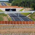 Aménagement autoroute A19