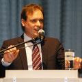 Ingo Mittermaier - 1. Vorsitzender begrüßt