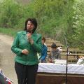 Obfrau der NÖ Dorf- und Stadterneuerung Maria Forstner