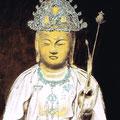 弥勒菩薩立像 神奈川県称名寺 48×76