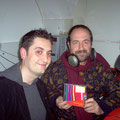 5-1-2010 - PAOLO BROCCOLI del gruppo THE ORANGE BEACH presenta il cd FUZZ YOU