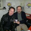 22-3-2011 - JERRY CUTILLO degli OAK presenta il cd SHAMAN FEET