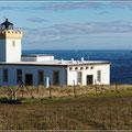 Leuchtturm am Duncansby Head