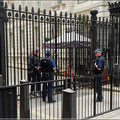 Hochsicherheitstrakt Downing Street