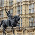 Denkmäler gehören zum Londoner Stadtbild