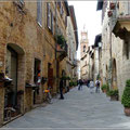 Unterwegs in Pienza