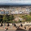 Blick auf Edinburgh