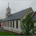 Kirche in Tórshaven