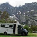 Campingplatz Trollveggen