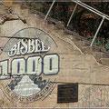 Bisbee hat viele Stufen