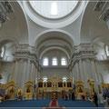 Smolnyj-Kloster von innen