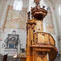 Bernadine Kirche von innen