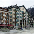Unterwegs in Chamonix