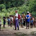Kinder begleiteten uns überall
