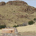 Einfahrt in das Chiricahua National Monument