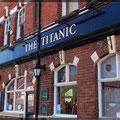 Von Southampton lief die Titanic aus