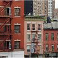 Blick von der High Line