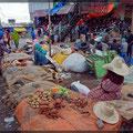 Auf dem großen Markt