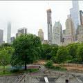 Sündhaft teuere Wohngegend direkt am Central Park