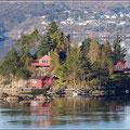 Irgendwo hat jeder Norwegen seine Ferienhütte