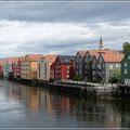 Speicherhäuser in Trondheim