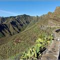 Typischer Blick auf La Gomera