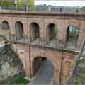 Brücke in Luxemburg