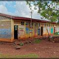 Schule in einem Dorf