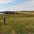 Klippen am Duncansby Head