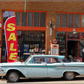 Erinnerung an vergangene Zeiten in Bisbee