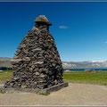 Denkmal in Arnarstapi