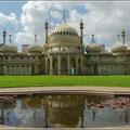 Royal Palace in Brighton