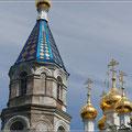 Russische Kirche in Ventspils
