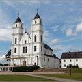 Wallfahrtskirche in Aglona