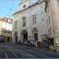 Stadtkern von Lissabon