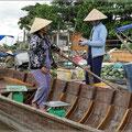 Handel auf dem Wasser